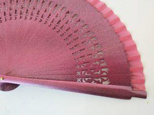 Abanico buganvilla, un color fucsia que nos encanta