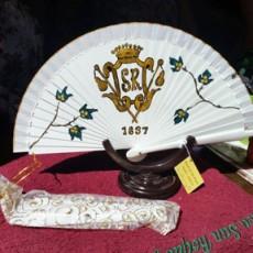 Abanicos para Asociación Bando de San Roque. Llanes - Asturias