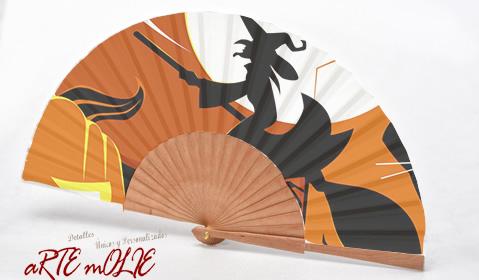 Abanicos para Halloween