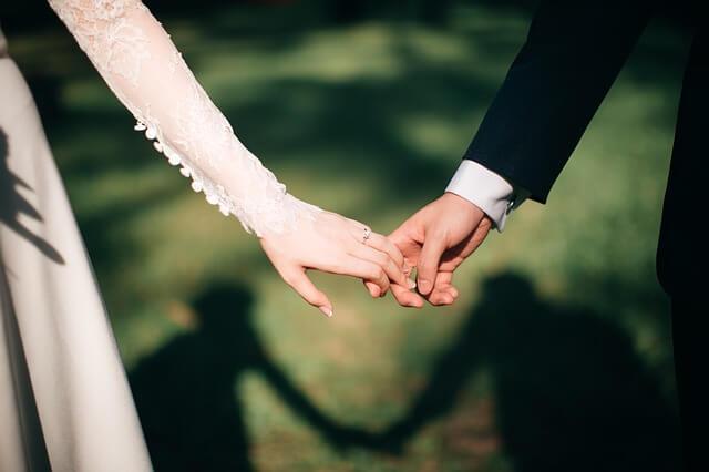 abanicos para bodas