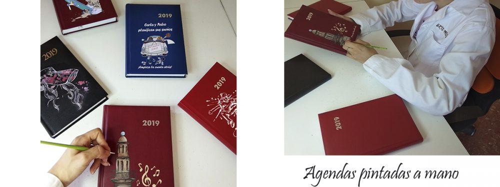 Organizar tu día con agendas personalizadas