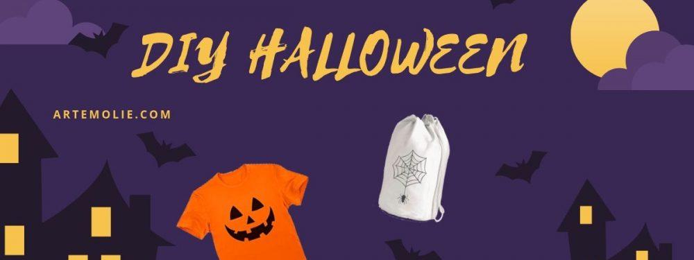 Camisetas personalizadas para Halloween: tutorial DIY