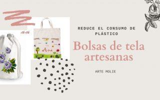 Bolsas personalizadas de tela: únicas y diferentes